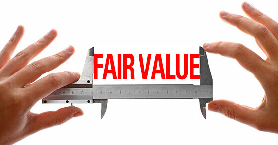 Accounting And Audit Measuing Fair Value