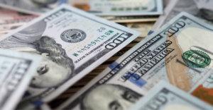 1009 dollar bills