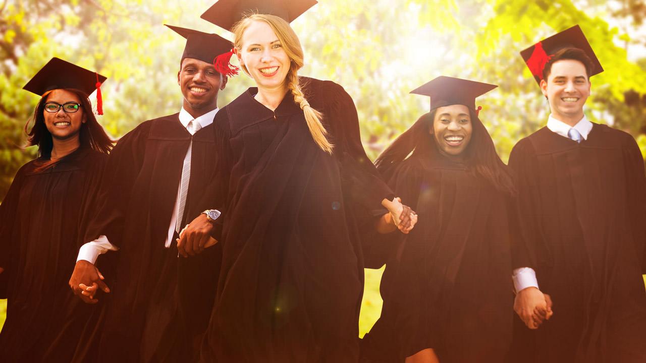 Higher Education graduates