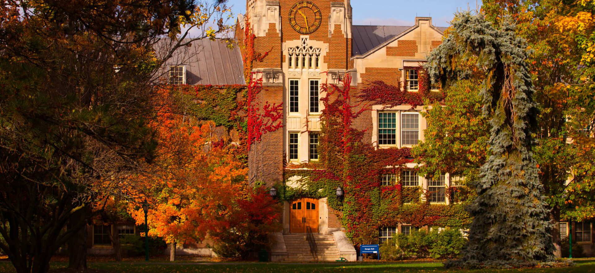SUNY Geneseo building Sturges Hall